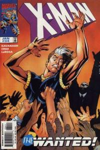 X-Man #34, VF+ (Stock photo)