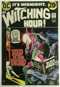 WITCHING HOUR#31 VF 1973 DC BRONZE AGE COMICS