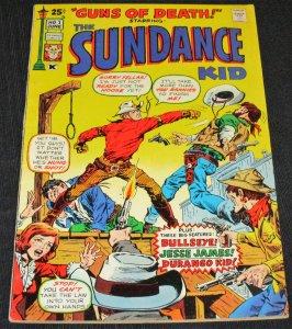 The Sundance Kid #1 (1971)