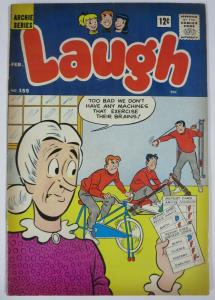 LAUGH #155 (Archie) Feberuary, 1964 VERY GOOD (VG)