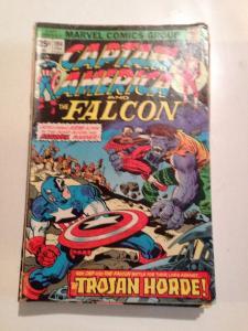 Captain America 15 Book VG Or Higher Lot Set Run 194 206 207 209 210 221 222 224