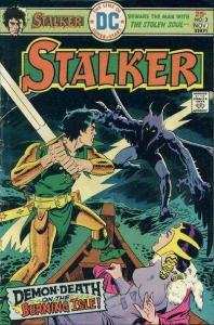 Stalker #3, VF- (Stock photo)
