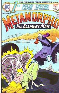 First Issue Special #3 (Jun-75) VF/NM- High-Grade Metamorpho