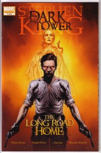 Dark Tower  : Long Road Home   #1 of 5 VF