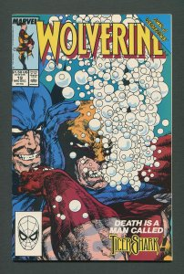 Wolverine #19  / 9.6 NM+ - 9.8 NM-MT  (1988 1st Series)
