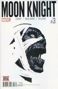 Moon Knight (8th Series) #3 VF/NM; Marvel | save on shipping - details inside
