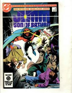 12 Jemm Son of Saturn DC Comics # 1 2 3 4 5 6 7 8 9 10 11 12 GK25