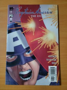 Captain America #7 ~ NEAR MINT NM ~ 2003 MARVEL COMICS