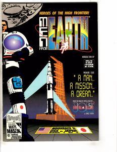 10 Indy Comics Men Earth Time Gates Power Defense Motherless Child + MORE J227