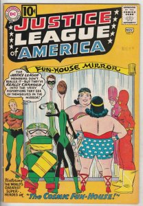 Justice League of America #7 (Nov-61) VF+ High-Grade Justice League of America