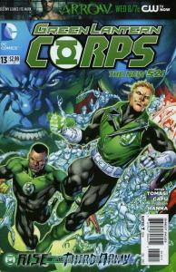 Green Lantern Corps (3rd Series) #13 VF/NM; DC | save on shipping - details insi