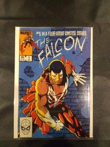 The Falcon #1 Mini Series NM condition.