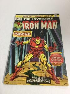 Iron Man 69 Vg/Fn Very Good/Fine 5.0 Marvel Comics Bronze Age