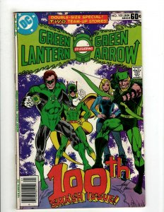 10 Green Lantern and Green Arrow DC Comics 100 101 102 103 104 105 106 + J461