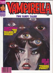 Vampirella Magazine #112 (Mar-83) NM/NM- High-Grade Vampirella