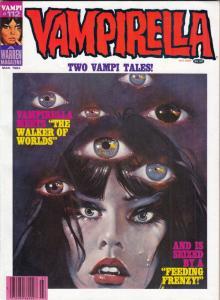 Vampirella Magazine #112 (Mar-83) NM/NM- High-Grade Vampirella
