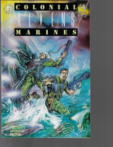 Aliens: Colonial Marines #4 (Dark Horse, 1993)
