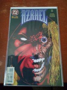 Azrael #8 (1995)