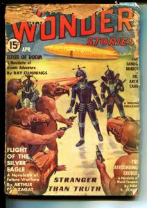 Thrilling Wonder Stories-Pulps-4/1937-Ray Cummings-Edmond Hamilton