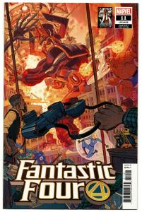 Fantastic Four #11 Marvels 25th Tribute Variant (2019) NM