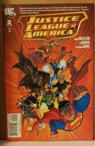 Justice League of America #2 (2006)
