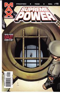 Supreme Powers #15