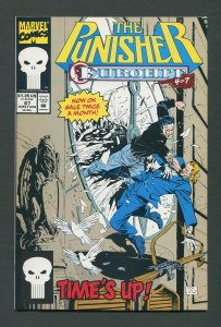 Punisher #67  /  9.4 NM    August 1992