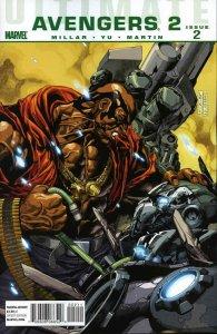 Ultimate Avengers #8 FN; Marvel   save on shipping - details inside