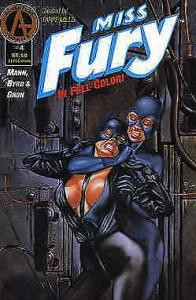 Miss Fury (Adventure) #4 FN; Adventure | save on shipping - details inside