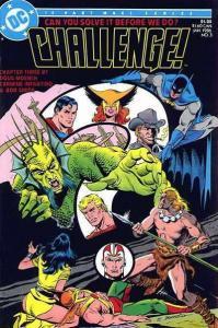 DC Challenge #3, VF+ (Stock photo)