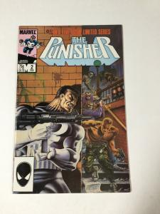 Punisher Limited Series 2 8.5 Vf+ Very Fine+ Marvel
