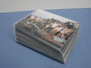 PROMO Non-Sports Trading Card LOT 50 Pcs LOST IN SPACE MEN IN BLACK & MORE L@@K