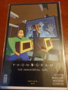 Phonogram: The Immaterial Girl #5 (2015)