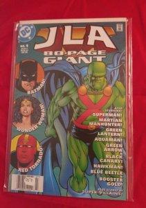 JLA #1 80 Page Giant 1998 DC Comics Batman Superman Justice League of America NM