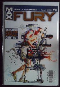 Fury #2 (2002)