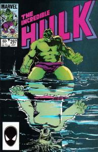 Incredible Hulk, The #297 VF; Marvel | save on shipping - details inside