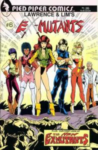 Ex-Mutants (Amazing) #6 FN; Amazing | save on shipping - details inside