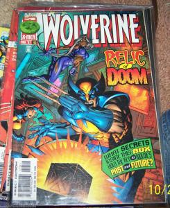 WOLVERINE # 113 1997  MARVEL OGUN RELIC OF DOOM  X-MEN  JEAN GRAY