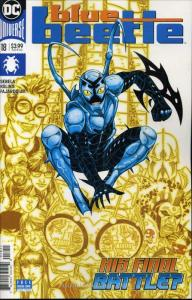 Blue Beetle (6th Series) #18 VF/NM; DC | save on shipping - details inside