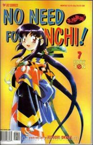 No Need for Tenchi! Part 10 #7 VF/NM; Viz | save on shipping - details inside