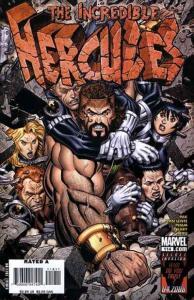 Incredible Hercules #114, NM- (Stock photo)