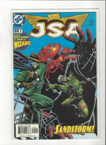 JSA #33 DC Comics  NM