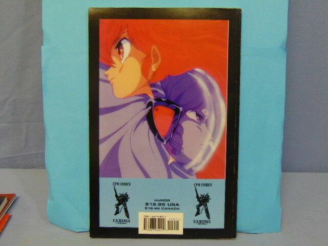 Project A-Ko Volume 2 CPM Comics 1995 US Version Manga Graphic Novel MINT