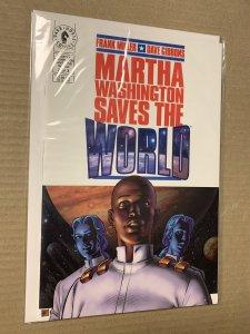 Martha Washington Saves The World Complete Limited Series Set Dark Horse Comic