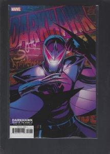 Darkhawk #1 Variant