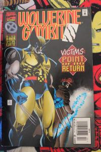 Wolverine Gambit 4 VG