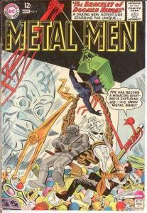 METAL MEN 4 VG   November 1963 COMICS BOOK