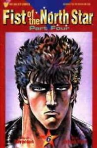 Fist of the North Star #6 VF/NM; Viz | save on shipping - details inside