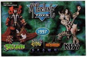 McFarlane Toys 1997 Toy Catalog (VF-) No Resv! 1¢ Auction!