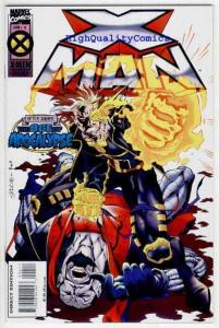 X-MAN #4, NM+, Jeph Loeb, Age of Apocalypse, Sinister, more Marvel in store